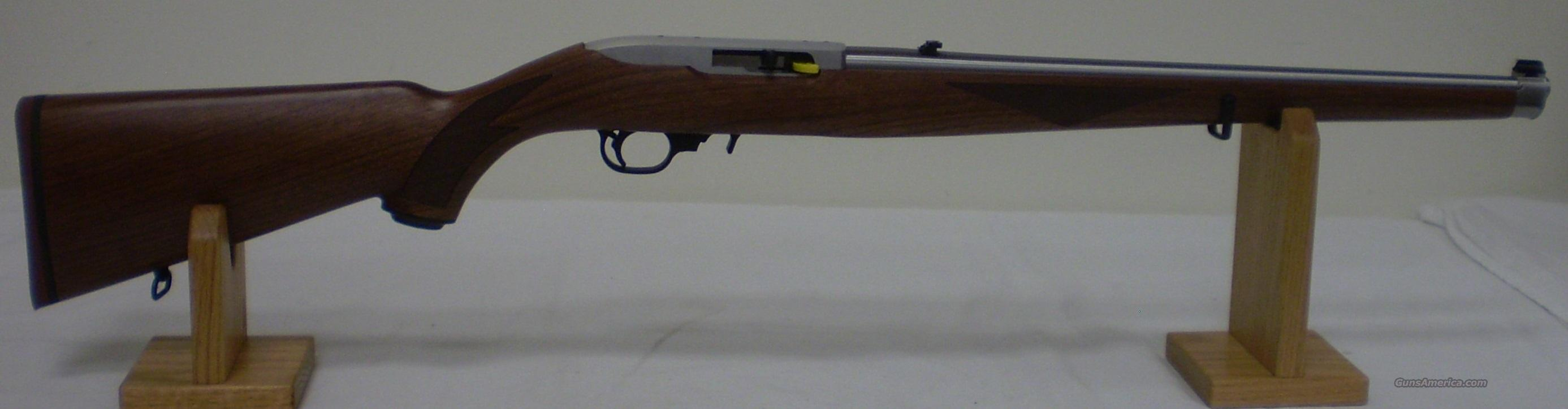 Ruger Talo Edition 10/22 SS Mannlicher # 1264 22LR  Guns > Rifles > Ruger Rifles > 10-22