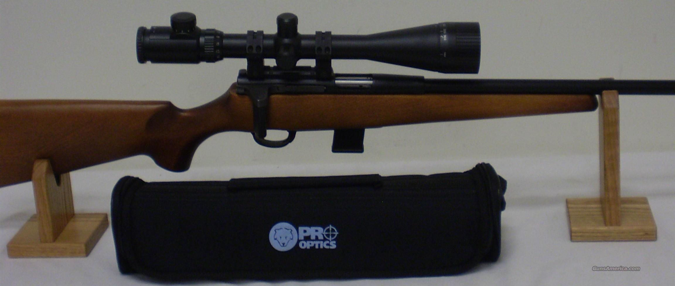 Izhmash Biathalon 22Mag NOS (2) 10Rnd W/Scope 7-2-KO  Guns > Rifles > Izhmash Rifles