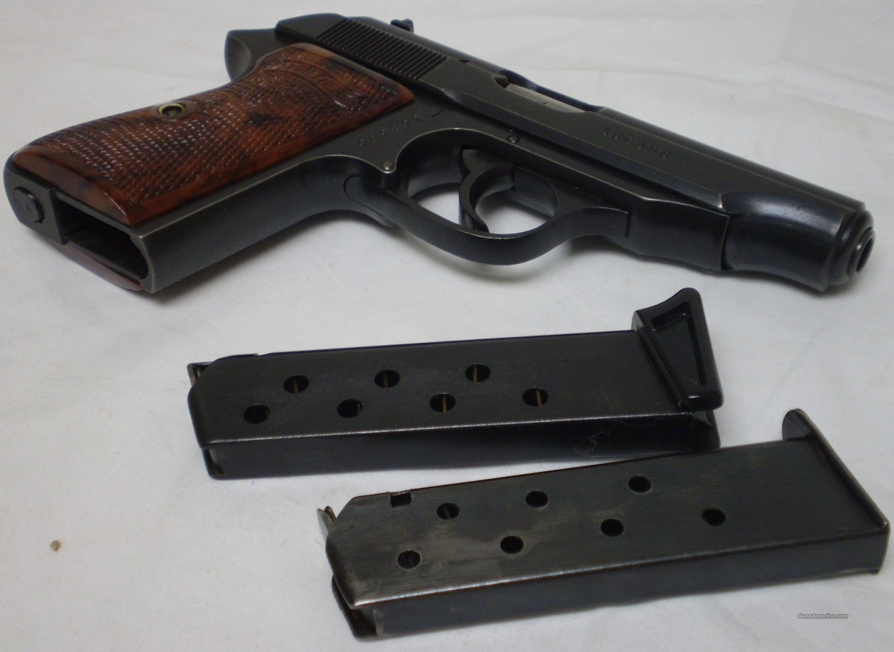 WW2 Walther PP 7.65 German w/clips  Guns > Pistols > Walther Pistols > Pre-1945 > PP