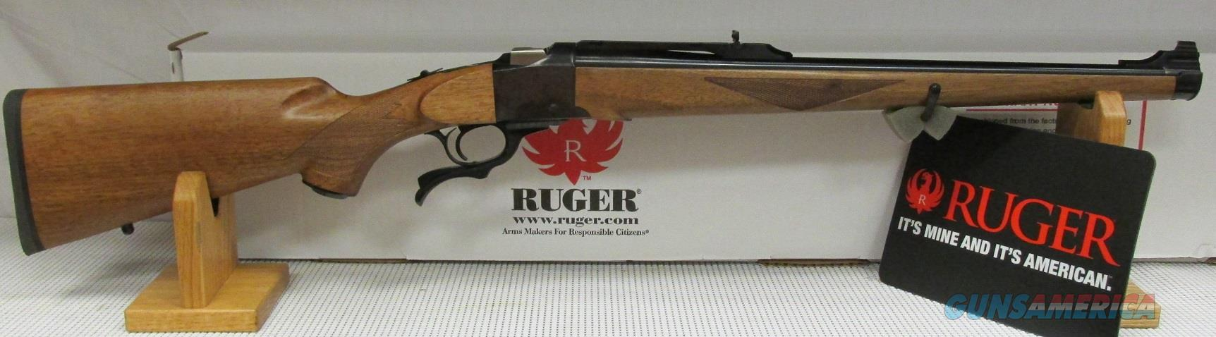 Ruger No.1 Exclusive RSI 6.5x55mm Swedish 11388  Guns > Rifles > Ruger Rifles > #1 Type