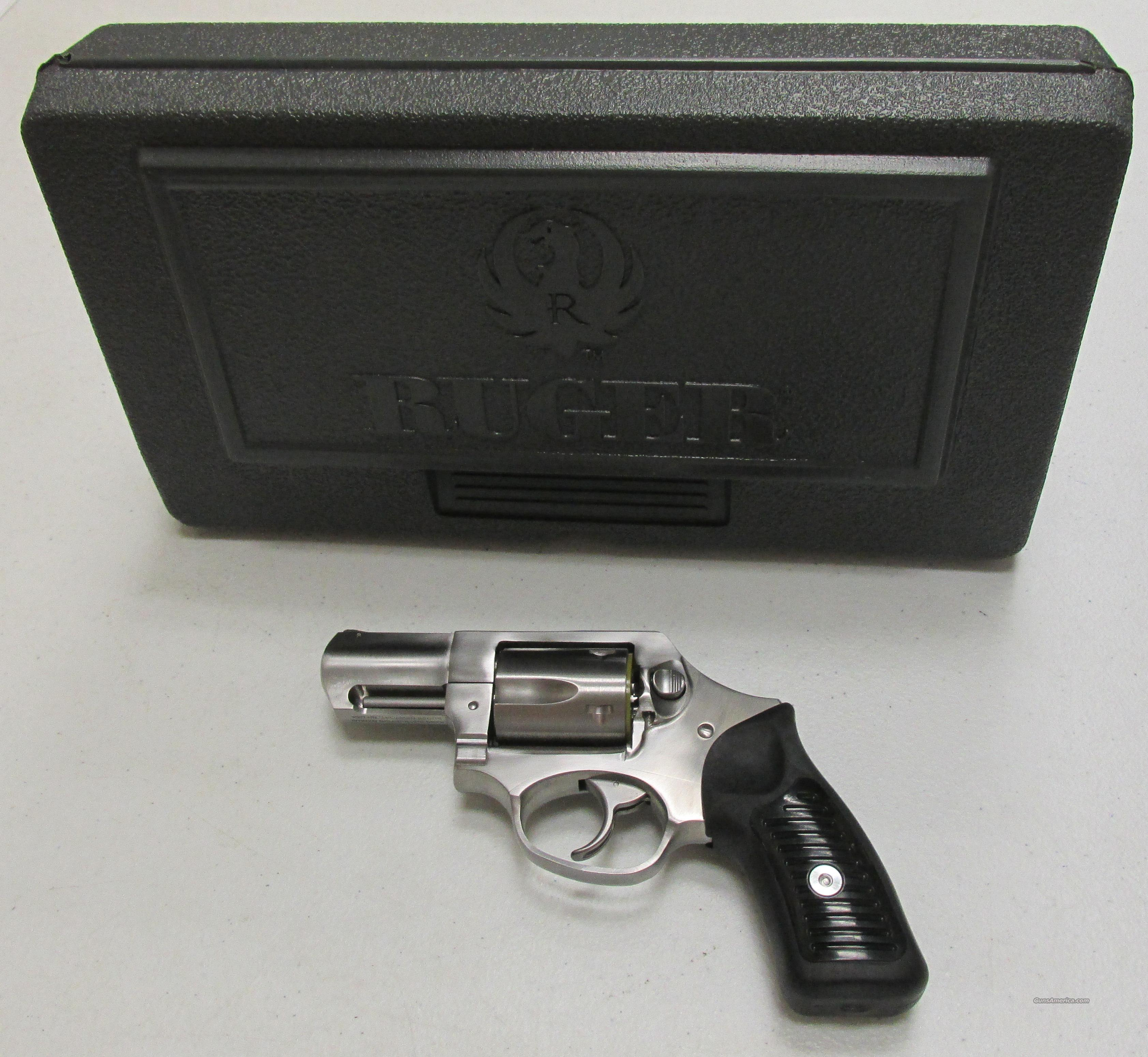 Ruger SP101 357Mag 35Spl SS #5720  Guns > Pistols > Ruger Double Action Revolver > SP101 Type