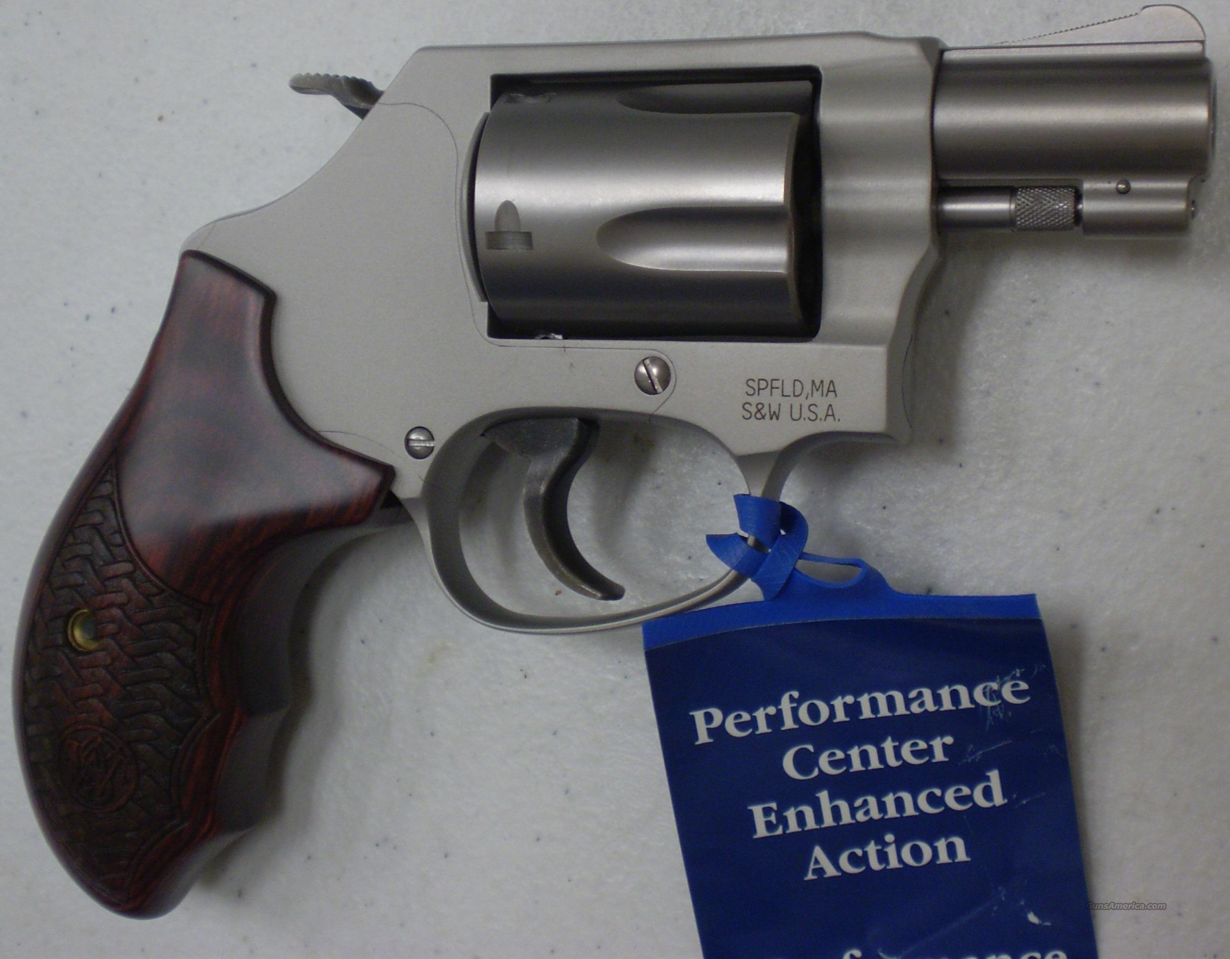 "S&W Talo Performance Center .38Spl +P 1.875"" Barrel Conceal N carry Snub Nose Lightweight  Guns > Pistols > Smith & Wesson Revolvers > Performance Center"