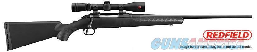 Ruger American 22-250 with Redfield Scope #6955  Guns > Rifles > Ruger Rifles > American