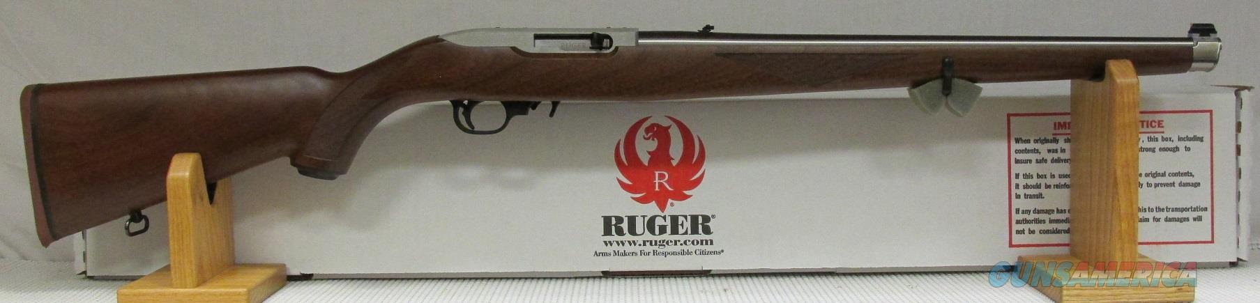 Ruger Exclusive 10/22 Talo SS Mannlicher #1264  Guns > Rifles > Ruger Rifles > 10-22