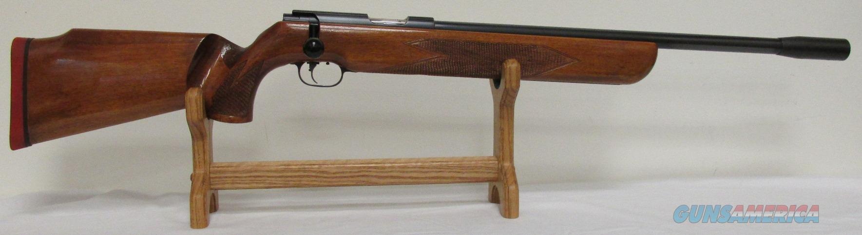 Walther 22LR Target Rifle with Barrel Weight (Vintage)  Guns > Rifles > Walther Rifles