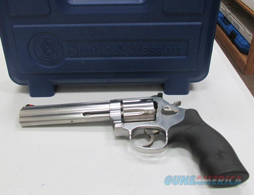 S&W Distinguished Combat 357 Mag 686 PLUS 164198  Guns > Pistols > Smith & Wesson Revolvers > Full Frame Revolver