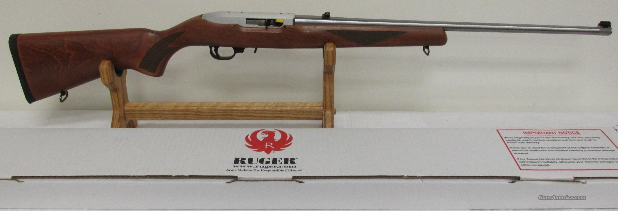 "Ruger 10/22 Sporter (Lipseys Distributor Exclusive) 22"" SS Barrel 1149 50th Anniversary  Guns > Rifles > Ruger Rifles > 10-22"