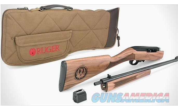 Ruger Classic VI Takedown (Boyt Bag) 1022 11187 22LR for ...