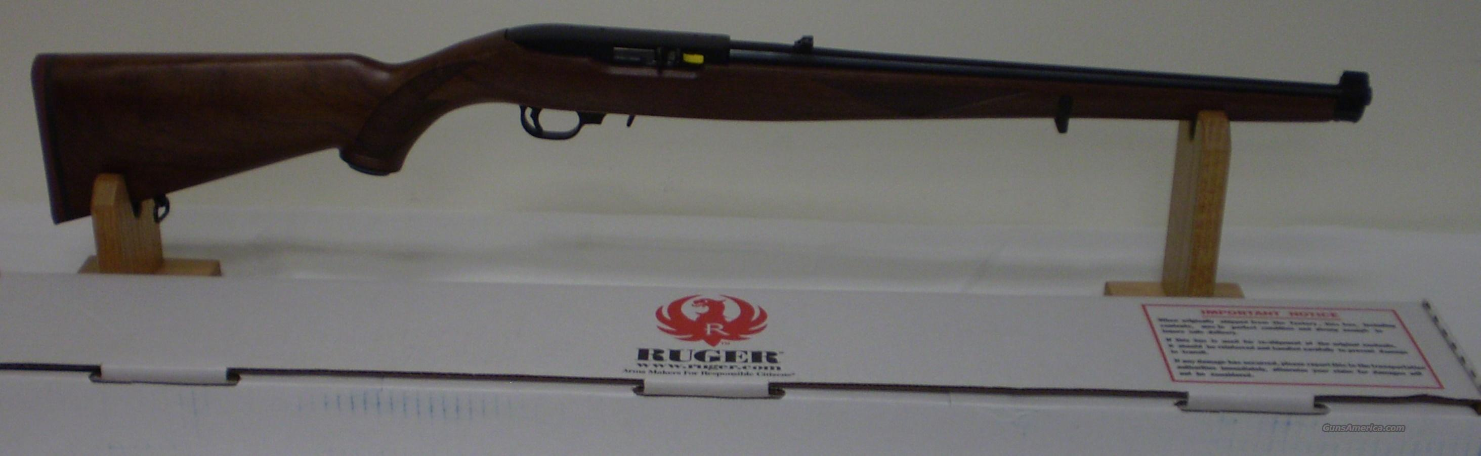 Ruger 10/22 Mannlicher Talo Special #1265 22LR International RSI , Blued ,Recoil Pad  Guns > Rifles > Ruger Rifles > 10-22