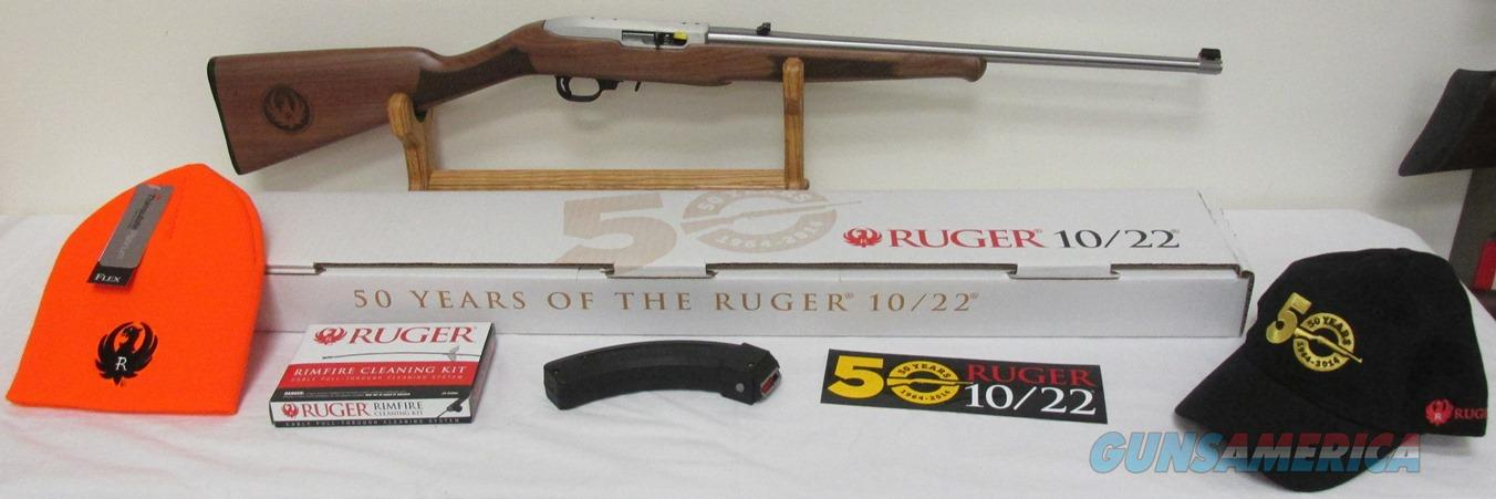 Ruger Classic V Gift Set 10/22 Talo Exclusive 1297 50th Anniversary  Guns > Rifles > Ruger Rifles > 10-22