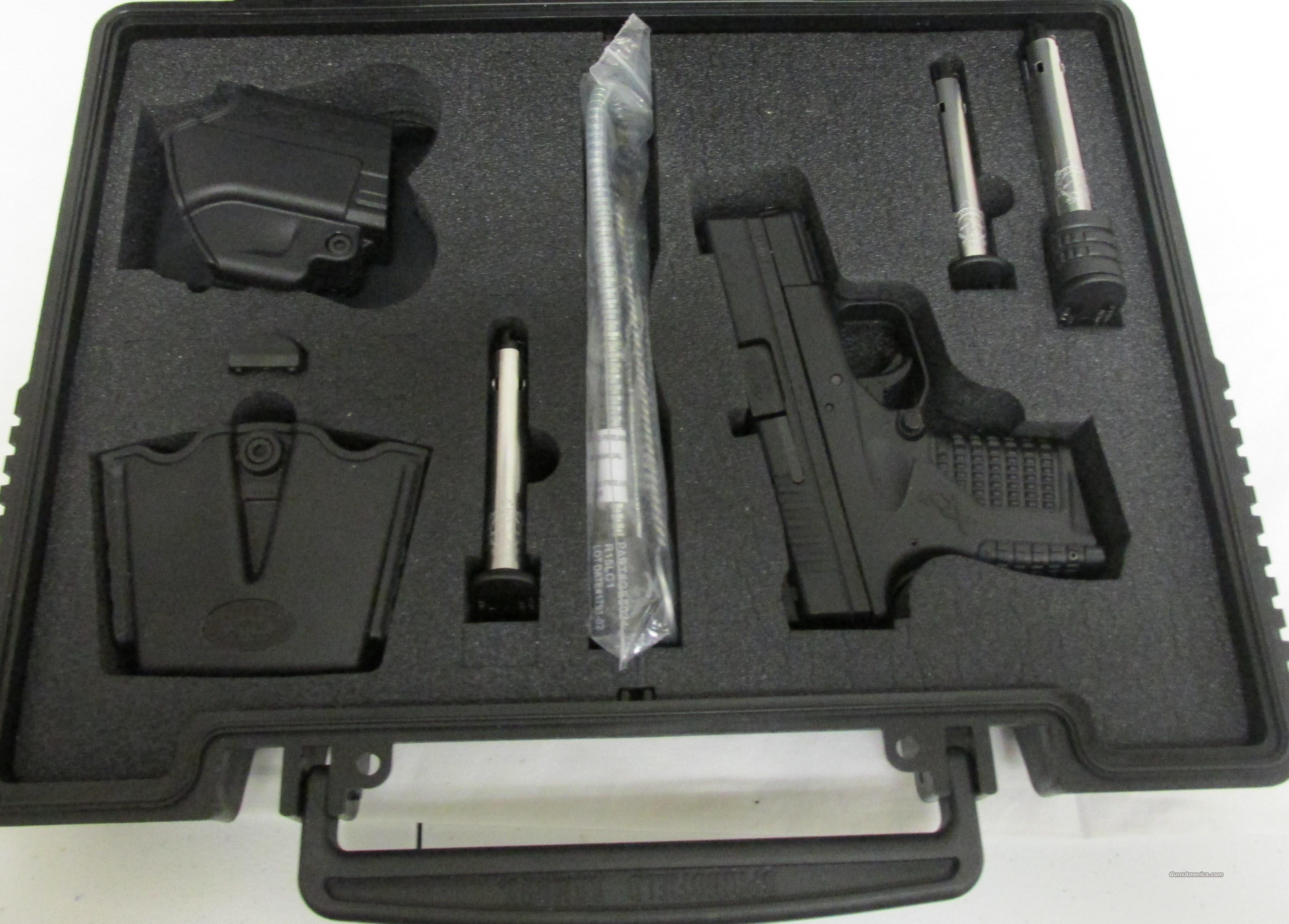 Springfield XDS XD-S 9mm (Upgraded) 3 magazines Save Some Money  Guns > Pistols > Springfield Armory Pistols > XD-S