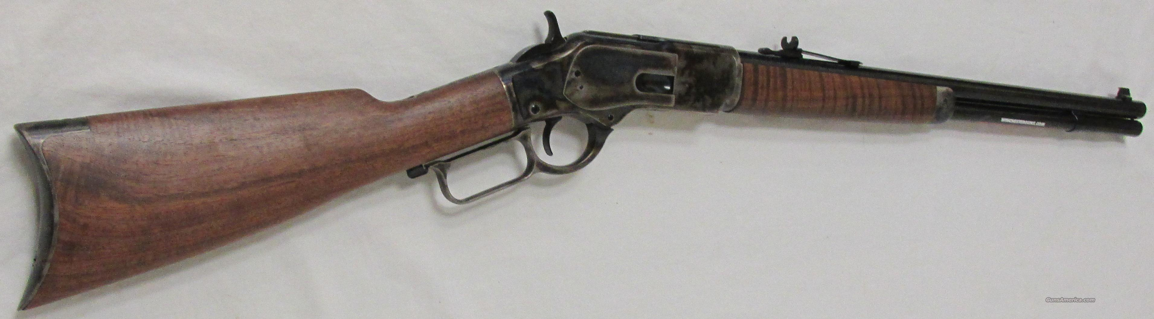 Winchester 1873 Case Hardened 357 Mag 38Spl SN:144  Guns > Rifles > Winchester Rifles - Modern Lever > Other Lever > Post-64