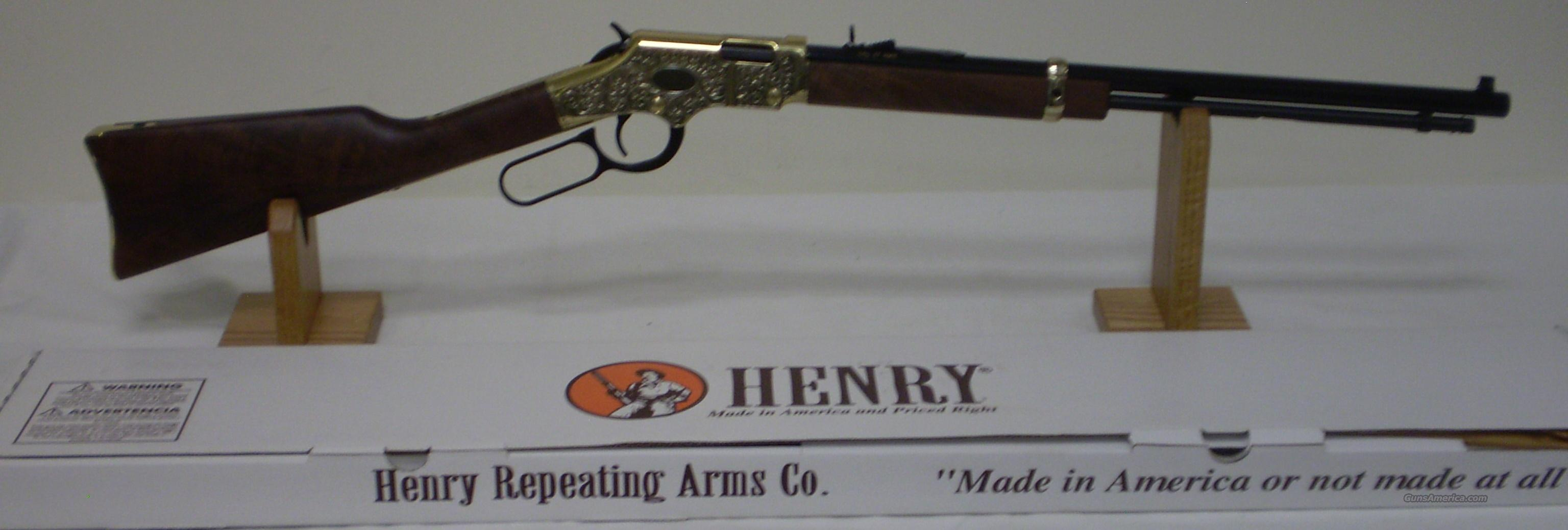Henry Golden Boy Deluxe 17HMR Outstanding Wood H004VDD  Guns > Rifles > Henry Rifle Company