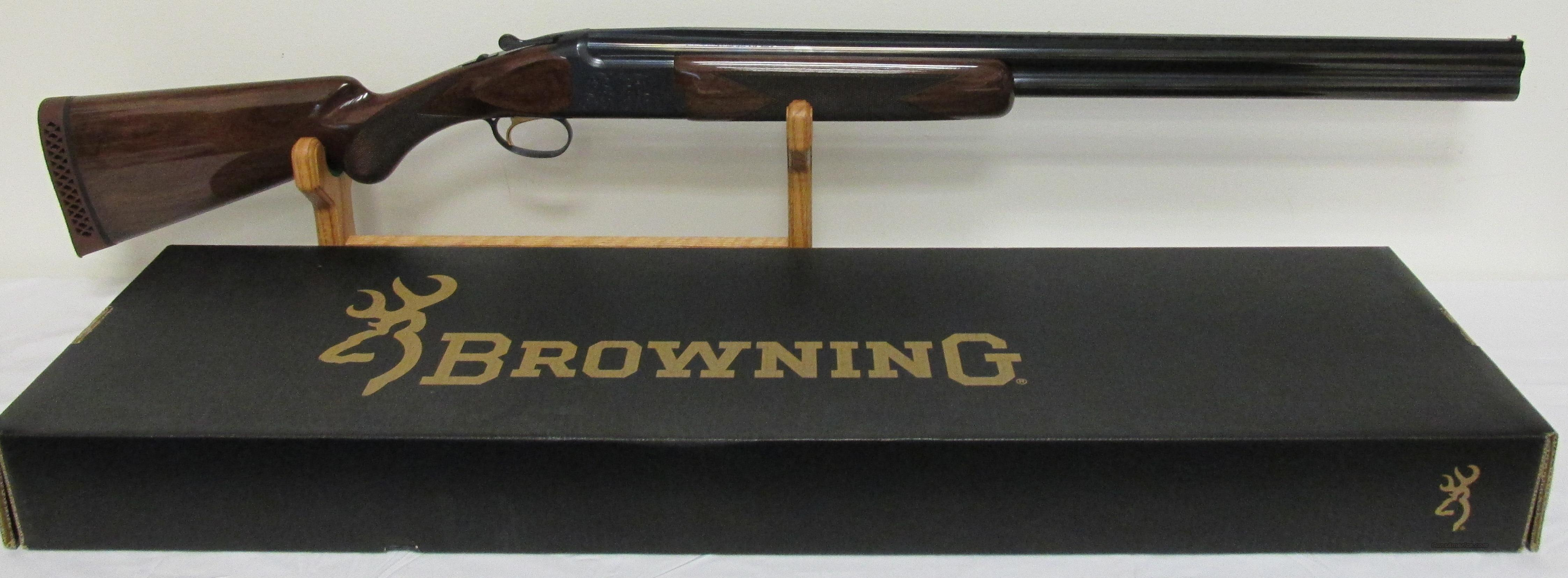 Browning Citori Lightning NOS 12GA O/U (2004 MFG)  Guns > Shotguns > Browning Shotguns > Over Unders > Citori > Hunting