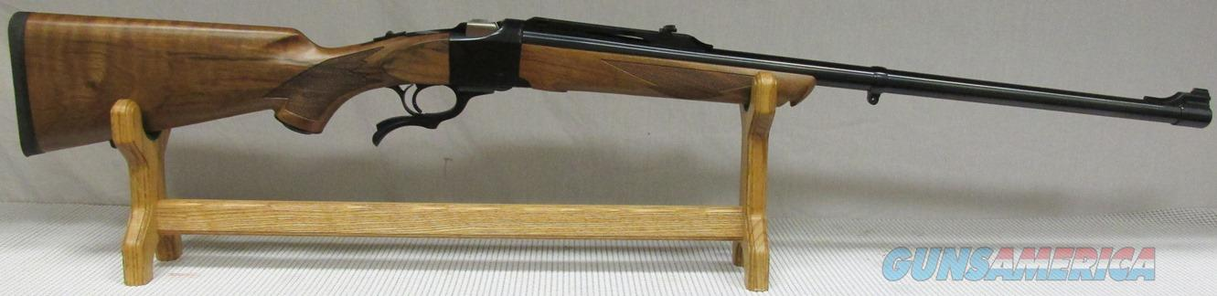 Ruger No.1 45-70 GOV'T Outstanding Wood #11365  Guns > Rifles > Ruger Rifles > #1 Type