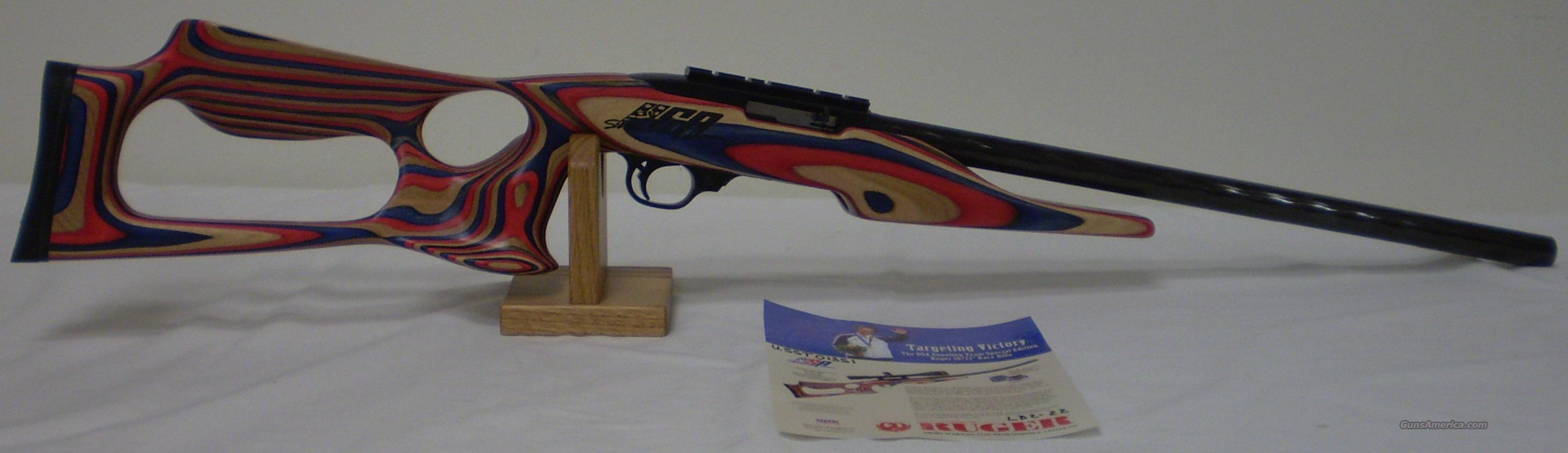 Ruger Race Rifle 2008 Olympic Talo Edition 10/22 (Limited Edition Talo)  Guns > Rifles > Ruger Rifles > 10-22