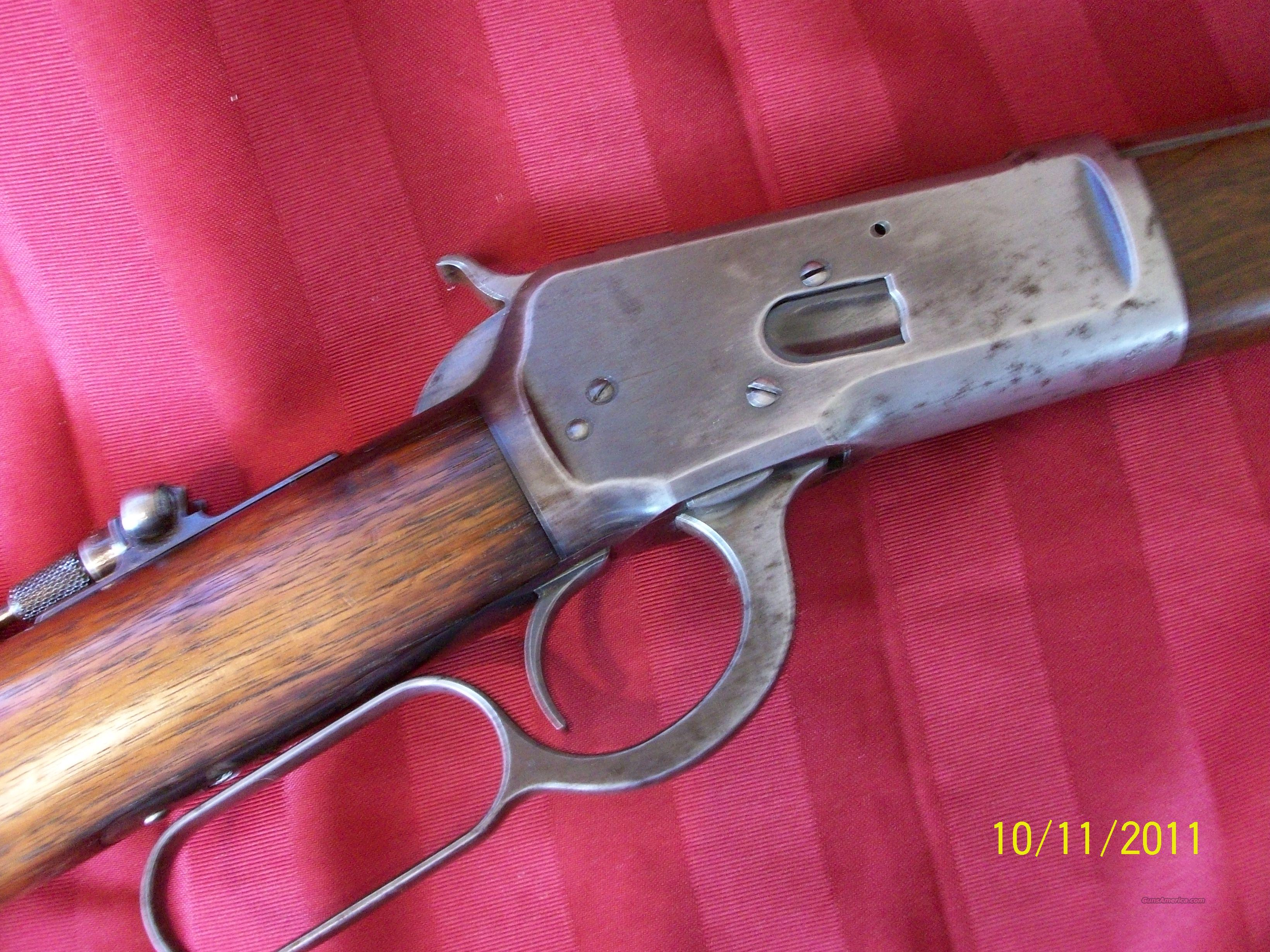 Winchester 92 32-20  Guns > Rifles > Winchester Rifles - Modern Lever > Other Lever > Pre-64
