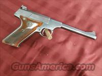 Colt woodsman 2nd series.  Guns > Pistols > Colt Automatic Pistols (22 Cal.)