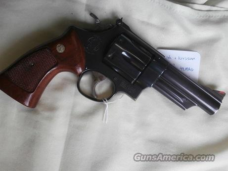 "Smith & Wesson 29-2 4"" blue  Guns > Pistols > Smith & Wesson Revolvers > Full Frame Revolver"
