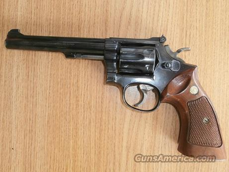 Smith & Wesson 17-3  Guns > Pistols > Smith & Wesson Revolvers > Full Frame Revolver