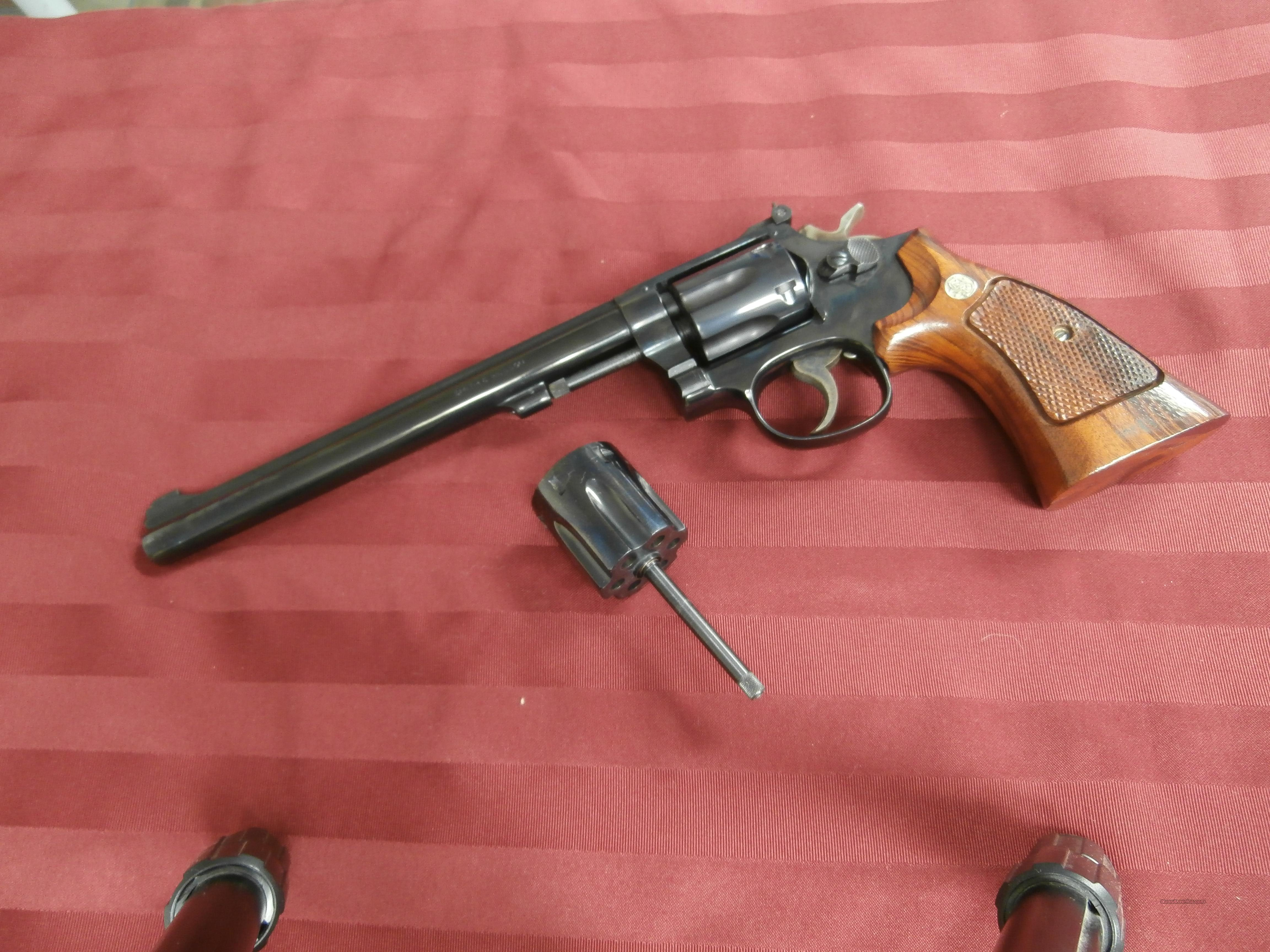 Smith & wesson 48-3 w/22lr cyl  Guns > Pistols > Smith & Wesson Revolvers > Full Frame Revolver