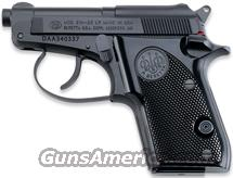 Beretta Model 21 Bobcat .22 LR semi auto pistol J212104   Guns > Pistols > Beretta Pistols > Small Caliber Tip Out