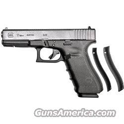 Glock 17 Gen 4 9mm New 3 mags w Box  Guns > Pistols > Glock Pistols > 17