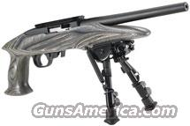 Ruger 22 Charger .22 LR semi auto pistol with bipod 4901  Guns > Pistols > Ruger Semi-Auto Pistols > Charger Series