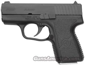 Kahr PM9 9MM Micro Poly with Tritium Night Sights Semi Auto Pistol PM9094N  Guns > Pistols > Kahr Pistols