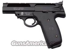 Smith and Wesson S&W Model 22A .22LR semi auto pistol 107400  Guns > Pistols > Smith & Wesson Pistols - Autos > .22 Autos