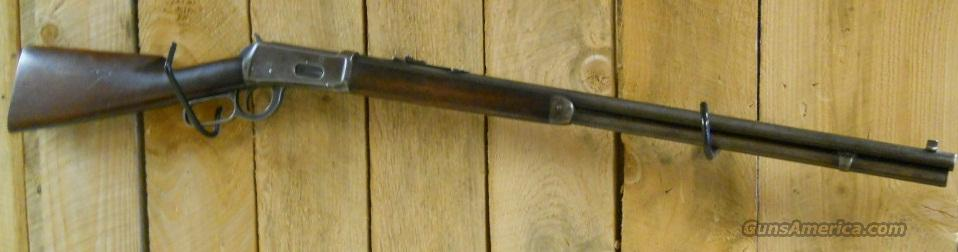 Winchester 1894 Nickel Rifle 32 Special Order Smokeless Lever   Guns > Rifles > Winchester Rifles - Modern Lever > Model 94 > Pre-64