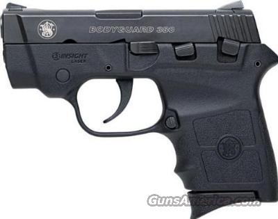 Smith & Wesson Bodyguard 380 Semi Auto Pistol W Laser New in Box 109380  NO CC Fees   Guns > Pistols > Smith & Wesson Pistols - Autos > Polymer Frame
