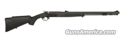 Traditions Pursuit Ultra Light .50 Caliber Muzzleloader Black Synthetic R740070  Guns > Rifles > Traditions Rifles