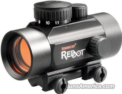 Tasco 1X25 22 PROPOINT 5 MOA CLAM RED DOT Scope BKRD3022  Non-Guns > Scopes/Mounts/Rings & Optics > Tactical Scopes > Red Dot