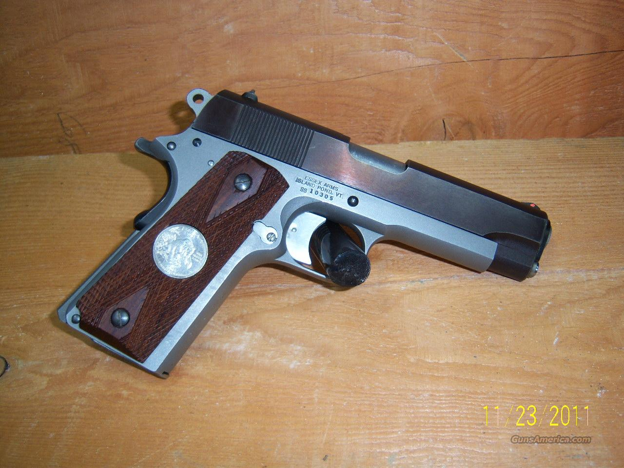Essex Alaska 45ACP  Guns > Pistols > 1911 Pistol Copies (non-Colt)