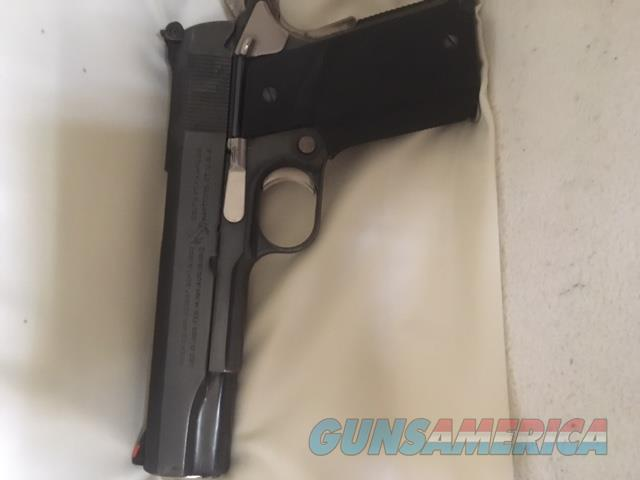 Black army 1911 Colt 45 made in 1918  Guns > Pistols > Colt Automatic Pistols (1911 & Var)