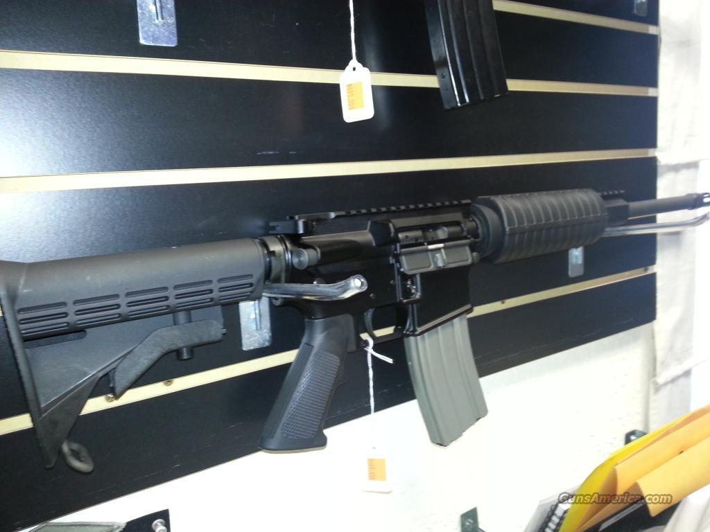 Olympic Arms Plinker Plus AR15 AR 15 223 556 ri... for sale
