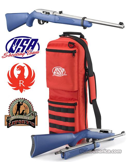 Ruger 10/22 takedown USA Olympic Team Editon  Guns > Rifles > Ruger Rifles > 10-22