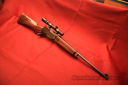 Browning 308 Lever Action w/ Bushnel Scope like new    Guns > Rifles > Browning Rifles > Lever Action
