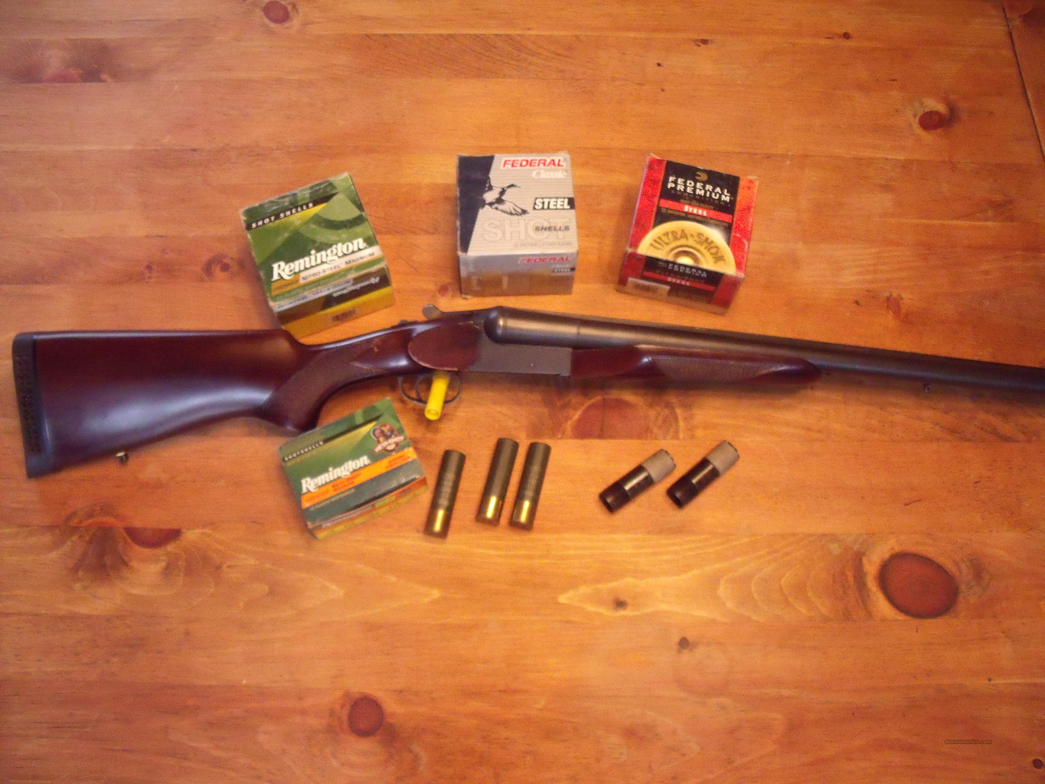 American Arms Waterfowl Special 10 ga.  Guns > Shotguns > American Arms Shotguns