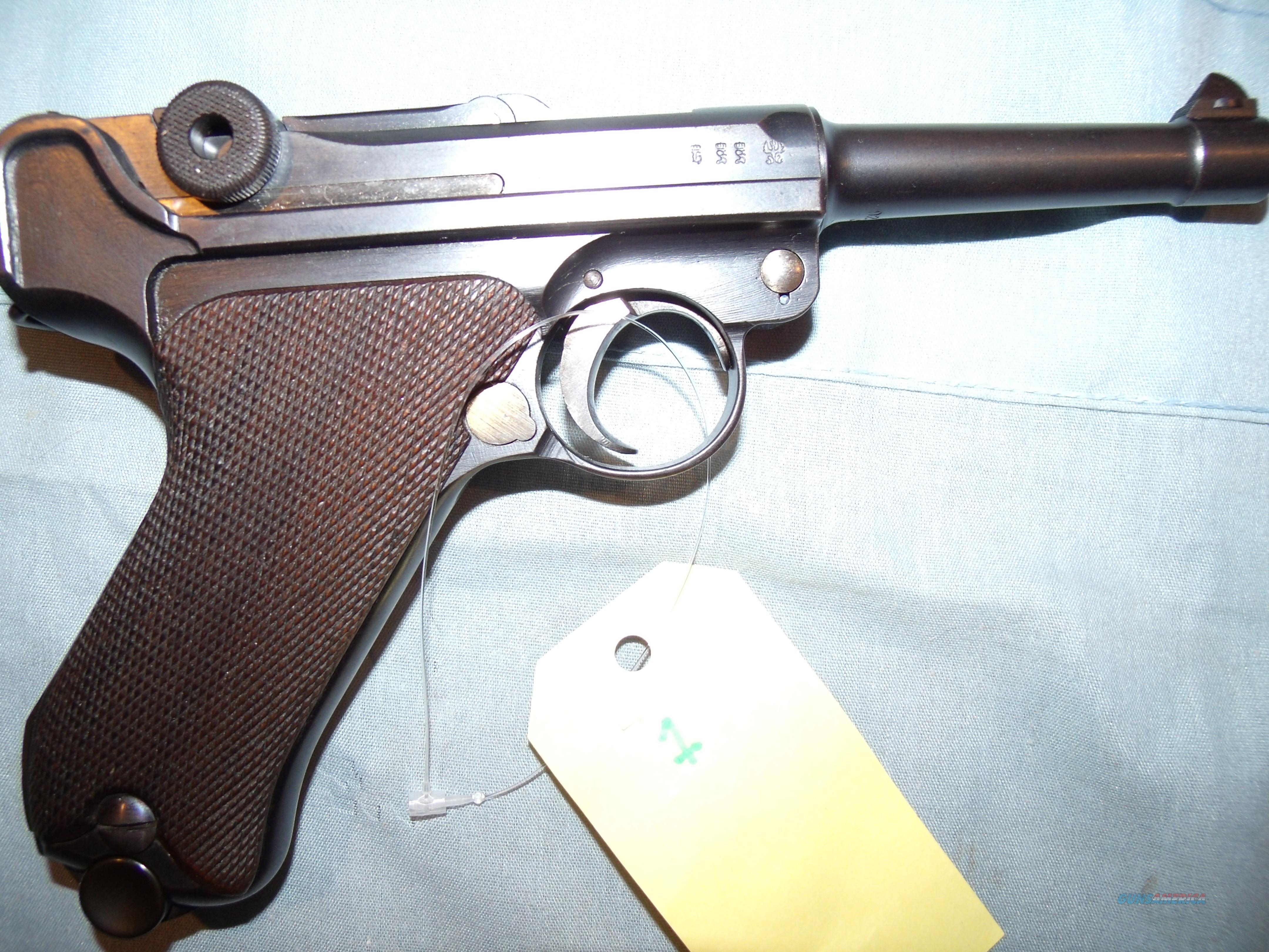 DWM 1916  P08  Guns > Pistols > Luger Pistols