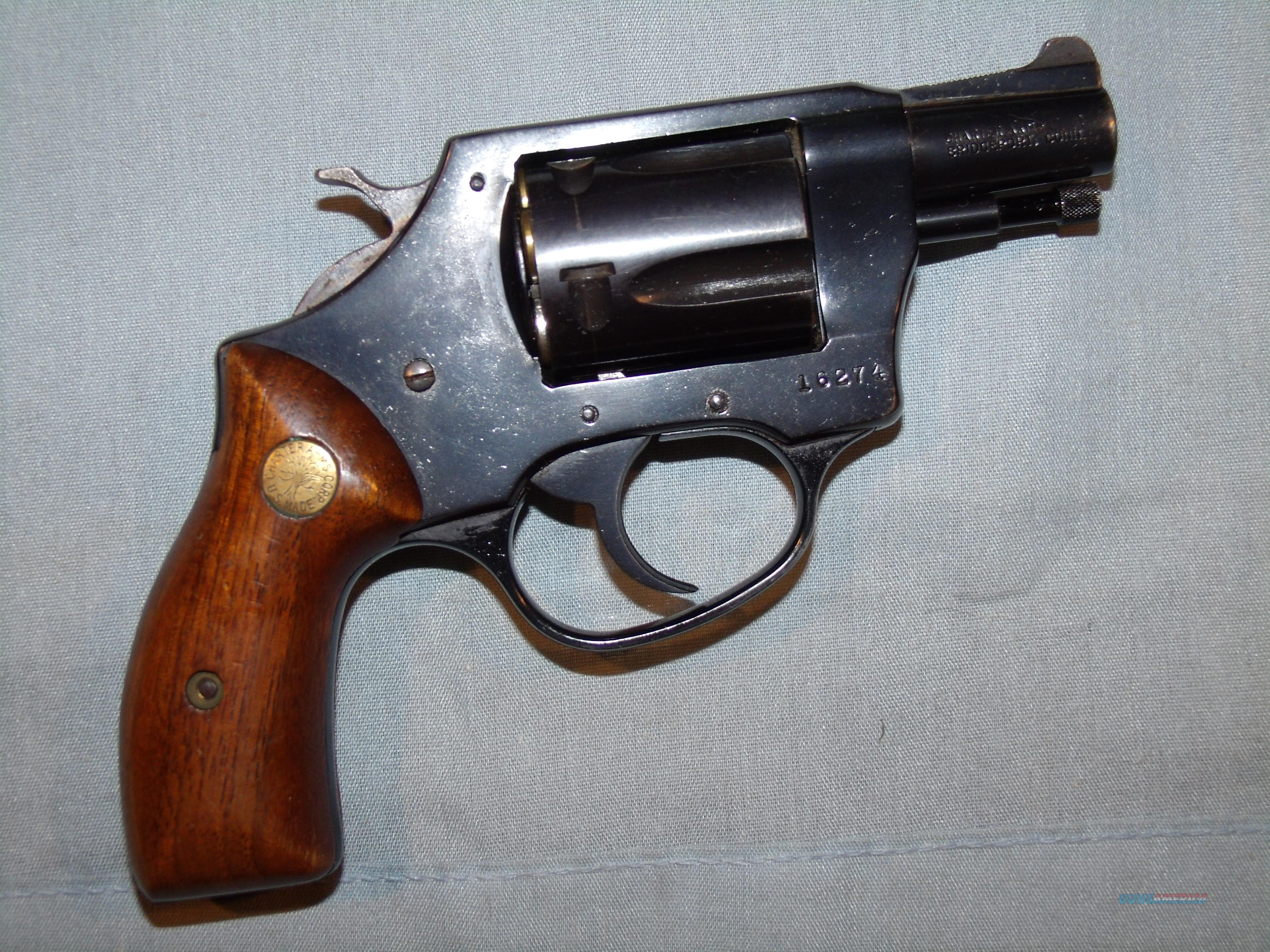 CHARTER ARMS UNDERCOVER .38SPECIAL  Guns > Pistols > Charter Arms Revolvers