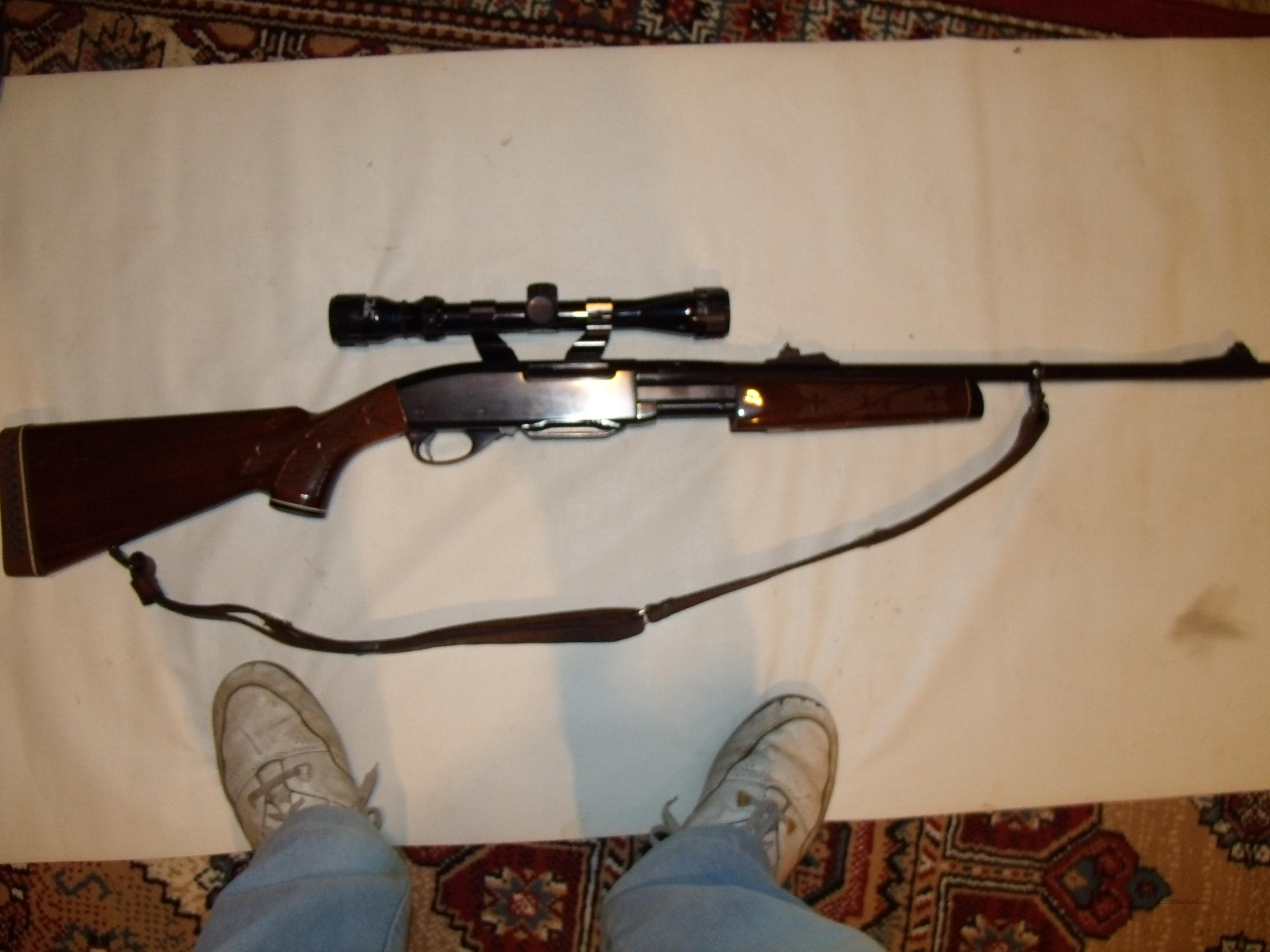 Remington M7600 BDL ,.30'06  Guns > Rifles > Remington Rifles - Modern > Other