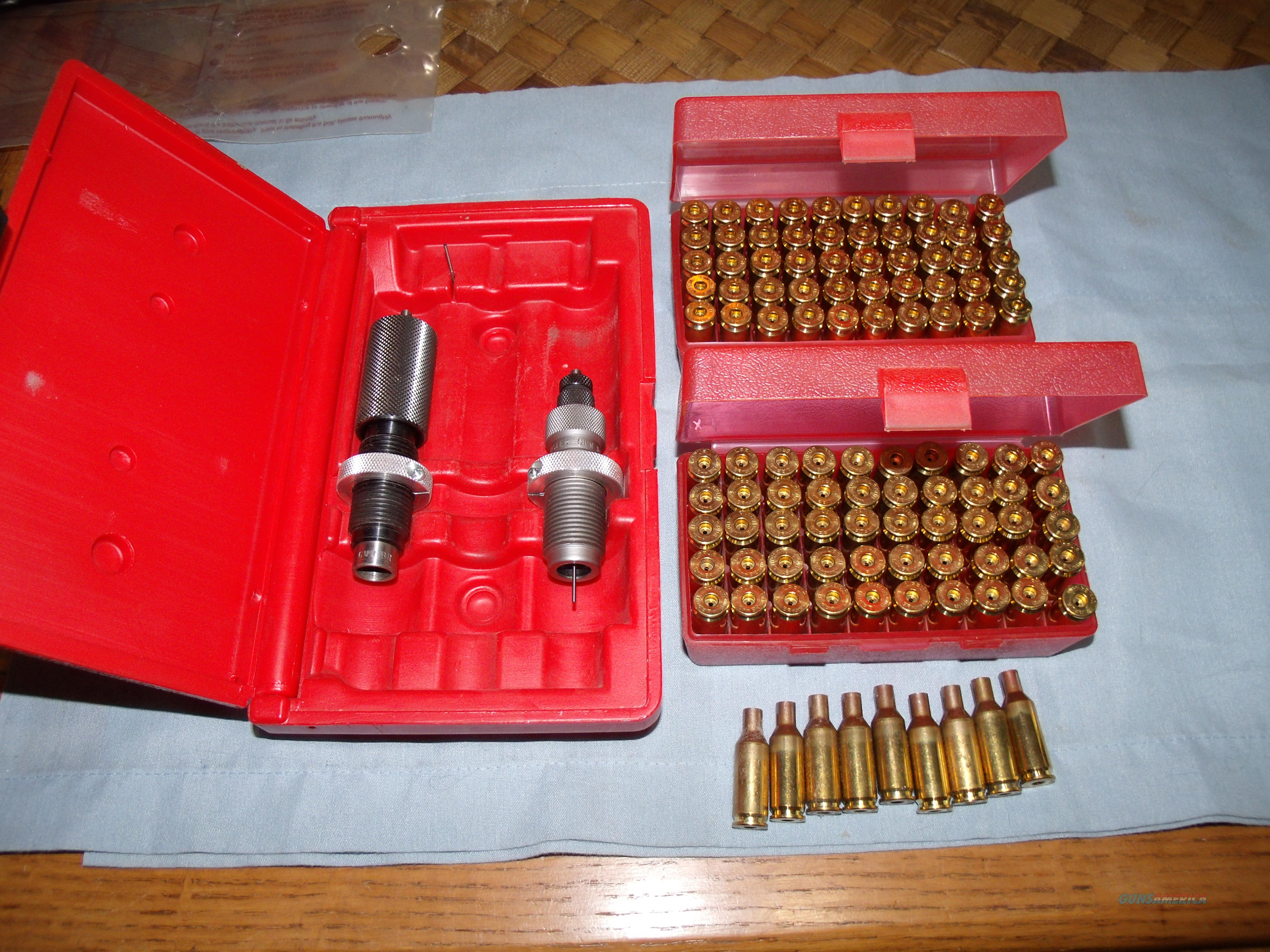 6MM BR DIES & BRASS  Non-Guns > Reloading > Components > Other