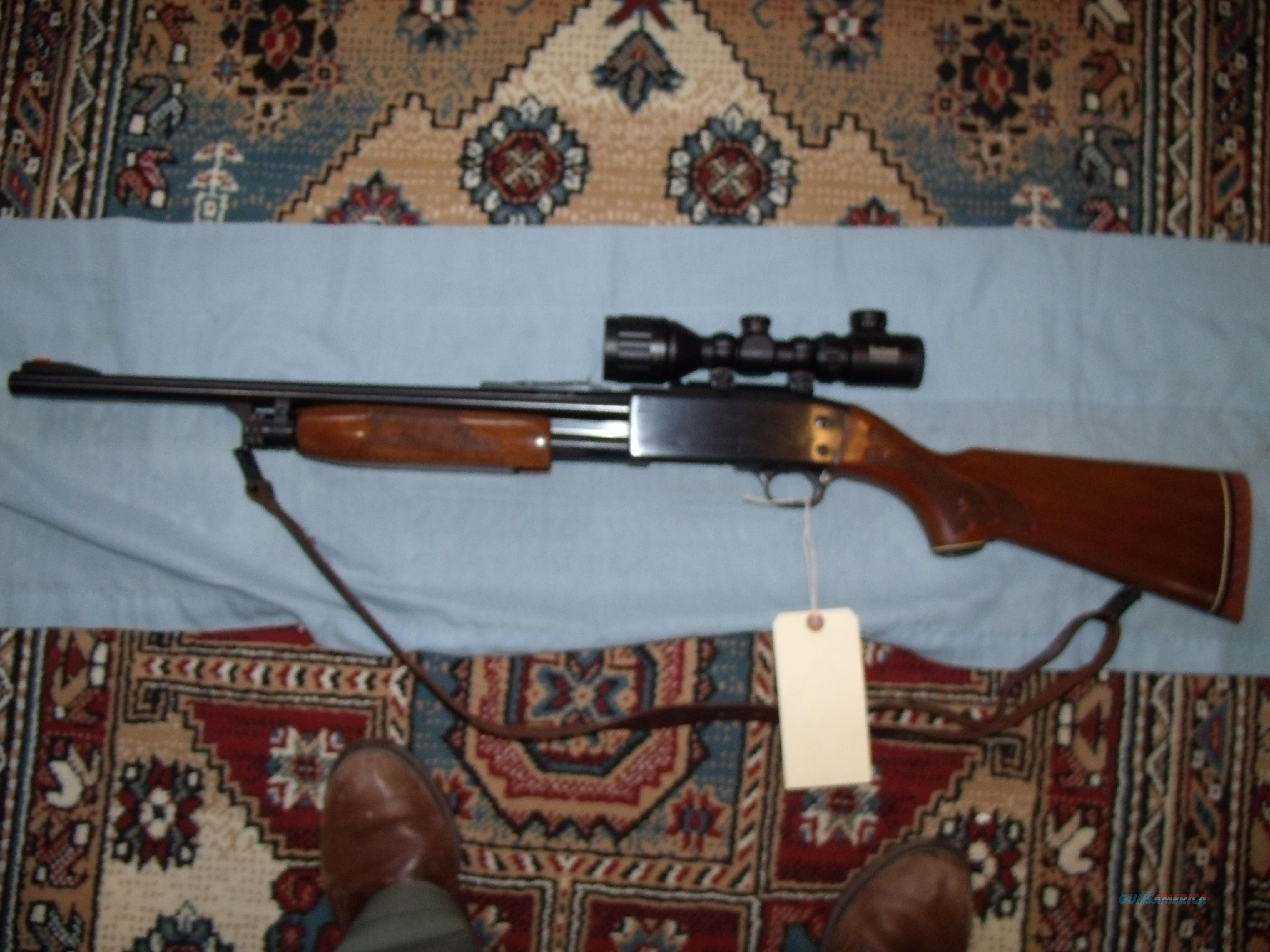 ITHACA DEERSLAYER MODEL 37 ,  12g  Guns > Shotguns > Ithaca Shotguns > Pump