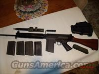 FAL-F.A.C. of America,.308  Guns > Rifles > F Misc Rifles