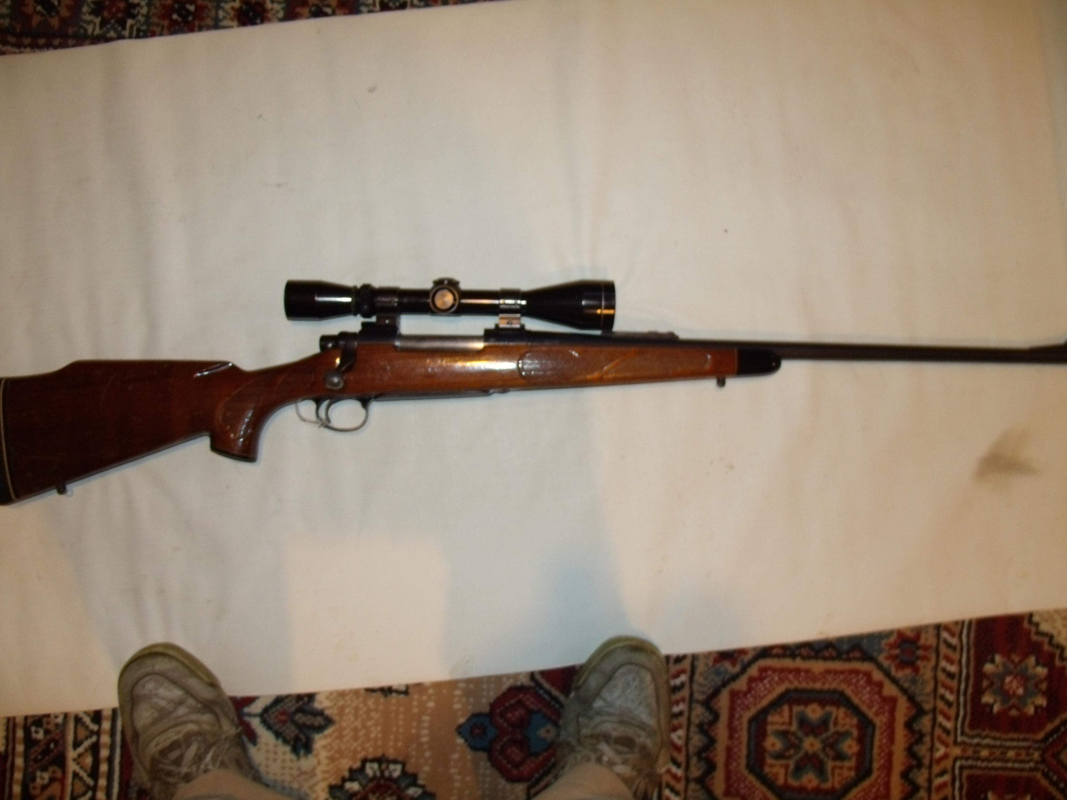 Remington M700 BDL , Stainless steel ,7mm MAG  Guns > Rifles > Remington Rifles - Modern > Model 700 > Sporting
