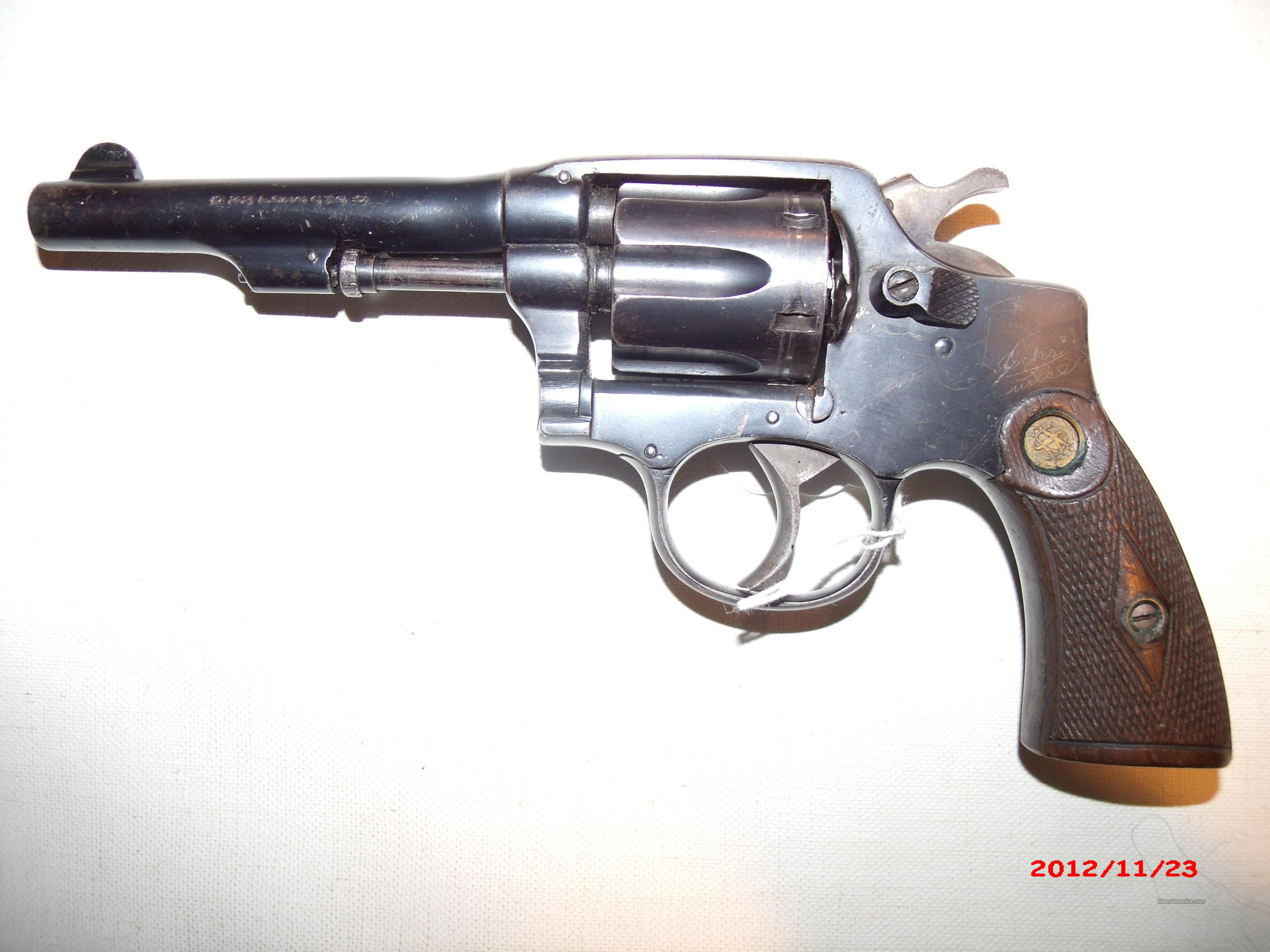 Spanish made S&W look-alike ,.32 S&W long  Guns > Pistols > Smith & Wesson Pistols - Replica