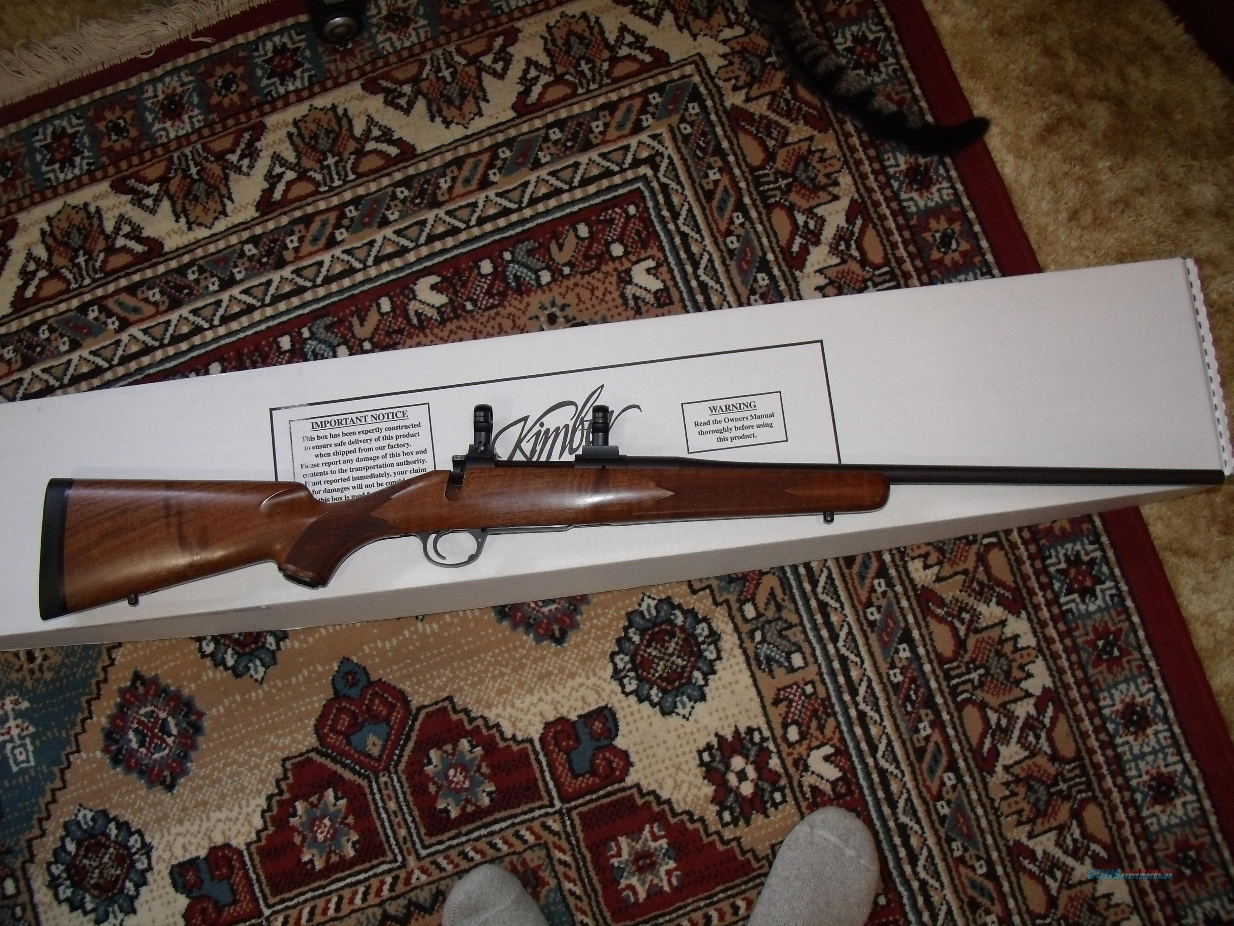 KIMBER  84M  CLASSIC  .308  Guns > Rifles > Kimber of America Rifles