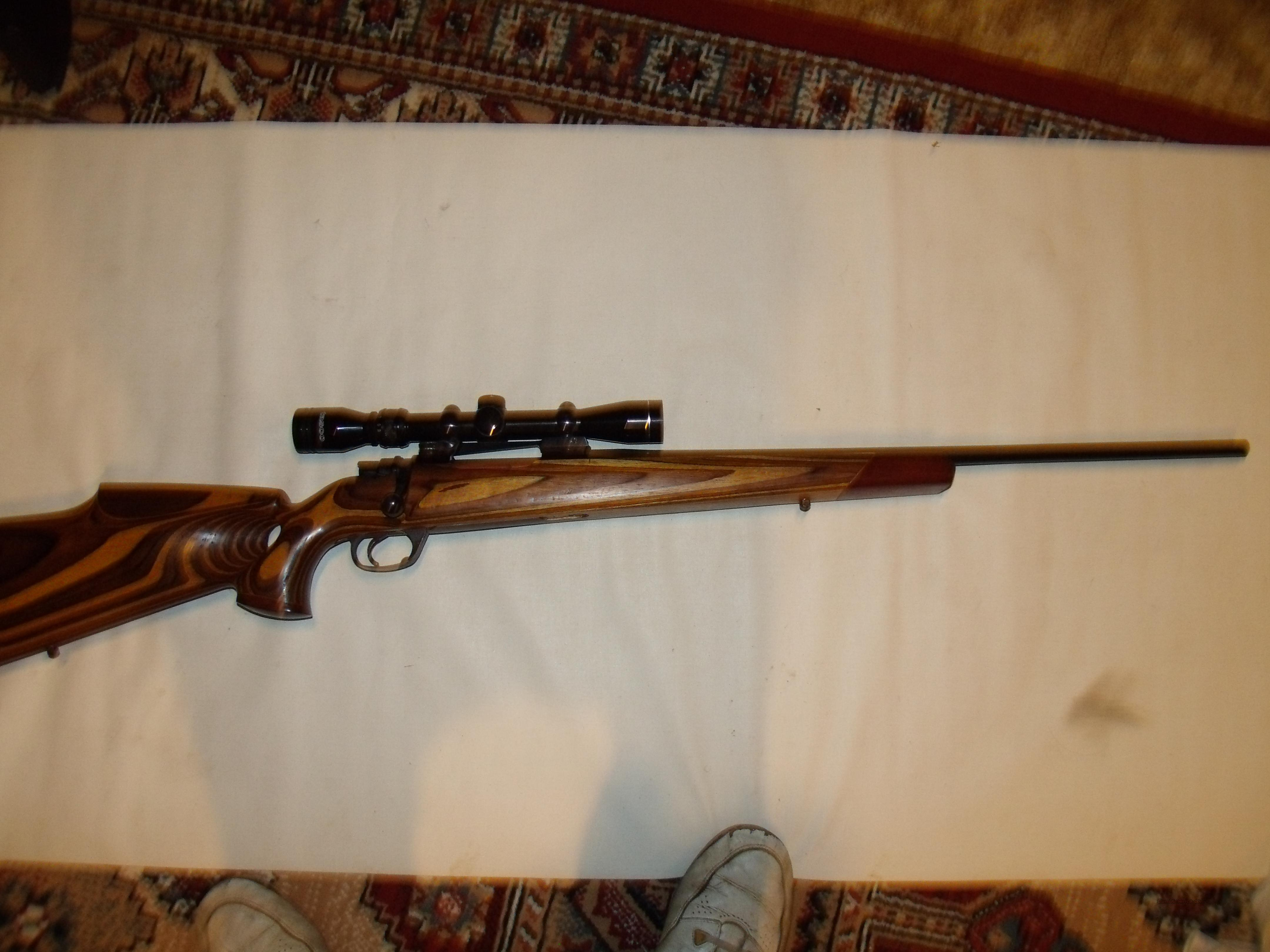 STA BARBARA 7X57Mauser  Guns > Rifles > Custom Rifles > Bolt Action